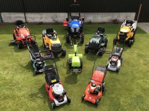 Garden Mowers in Wrightington