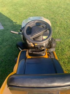 ride-on mowers in Merseyside