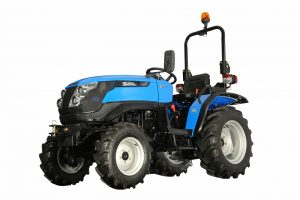 Compact Tractors in Rufford