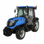 The Ideal Tractor For Tight Spaces